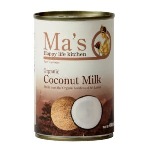 Ma's Coconut Milk Organic MAS